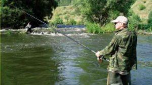 Рыбалка в проводку на простую и болонскую удочку