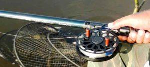 инерционная катушка для рыбалки