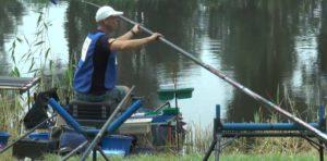 Откатный ролик для штекерной рыбалки