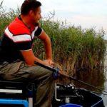 Особенности фидерной рыбалки на озере