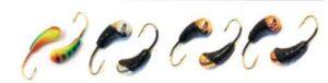 зимняя рыбалка окуня на мормышку уралка