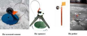 снасти для ловли судака на тюльку зимой