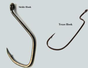Крючки для ловли судака на джиг
