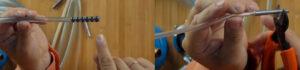 Оснастка тирольская палочка своими руками